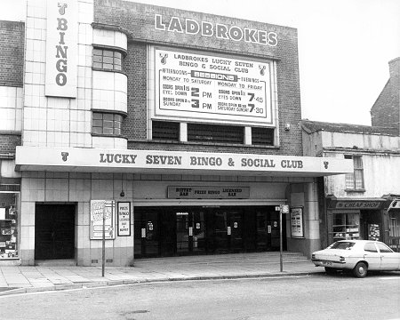 Wednesbury Picture House