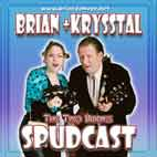 Brian & Krysstal - New CD - Spudcast