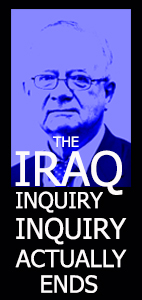 The Pear Shaped Iraq Inquiry Inquiry Actually Ends!