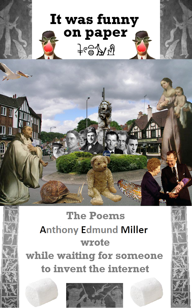 The Poems O Anthony Edmund Miller