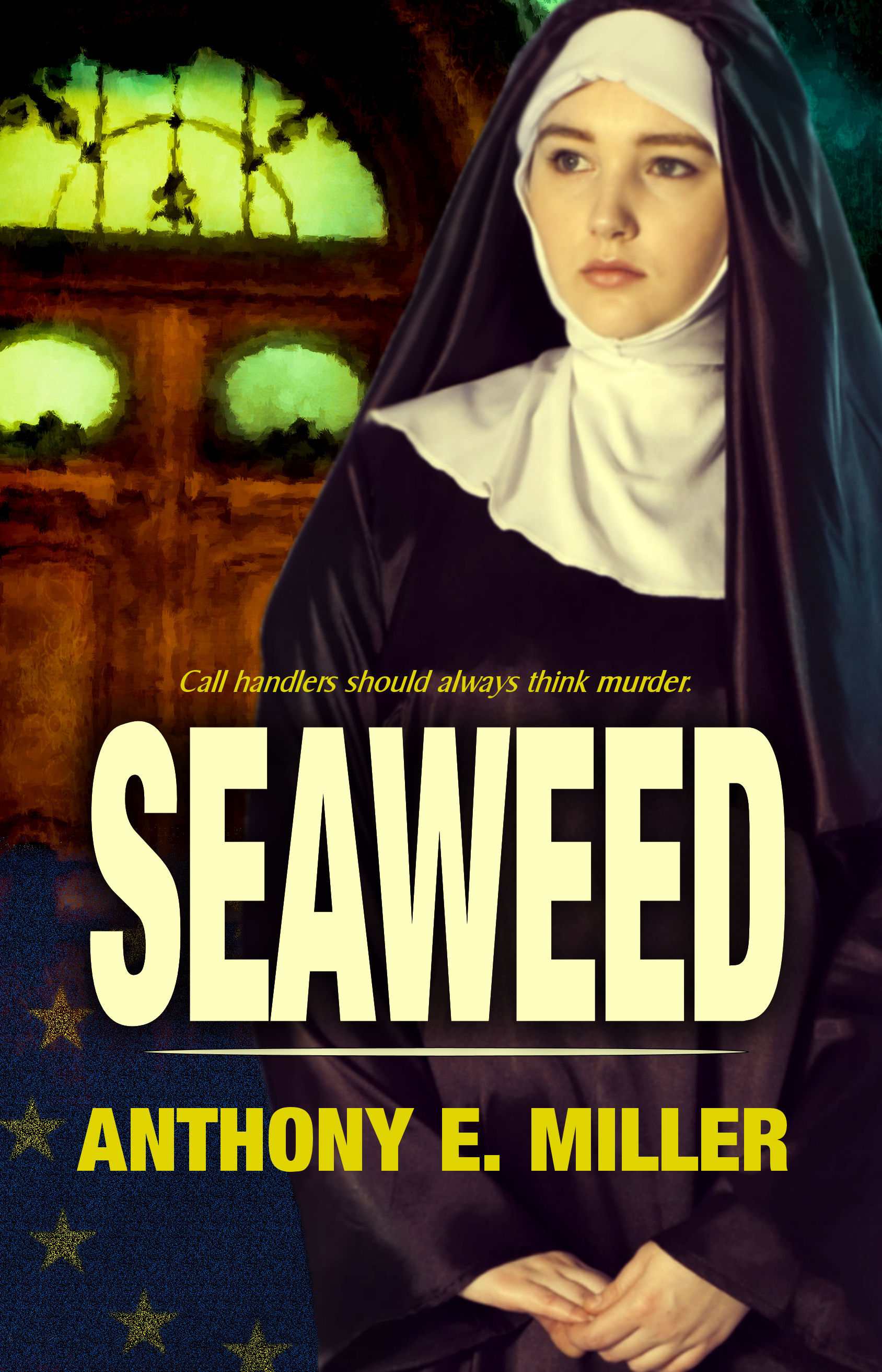 Seaweed. A book by Anthony E. Miller